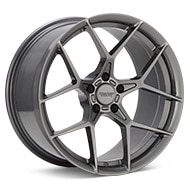 American Racing VF103 Forged Monoblock Anthracite Painted Wheels