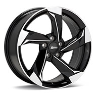 ANDROS R10 Machined w/Black Accent Wheels
