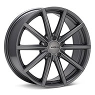 ANDROS Spec M Light Grey Painted Wheels