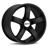 ANDROS Spec P Black Painted Wheels