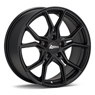 ANDROS Spec S Black Painted Wheels