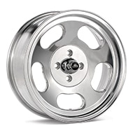 American Racing Authentic Hot Rod VN69 Ansen Sprint Polished Wheels