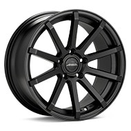 ASA GT10 Black Painted Wheels