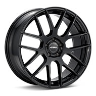 ASA GT13 Gloss Black Painted Wheels