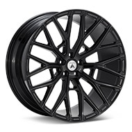 ASANTI Black Label ABL-21 Gloss Black Painted Wheels