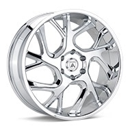 ASANTI Black Label ABL-16 Chrome Plated Wheels