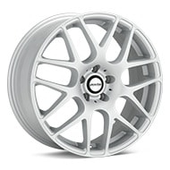 Axis Sport XM Matte Silver Painted Wheels