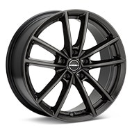 Borbet Type W Anthracite Painted Wheels