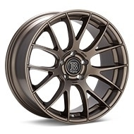 Bremmer Kraft BR09 Bronze Painted Wheels