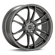 Bremmer Kraft BR10 Matte Grey Wheels