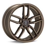 Bremmer Kraft BR16 Bronze Painted Wheels