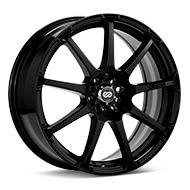 Enkei Performance EDR9 Black Painted Wheels