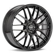 Enkei Performance EKM3 Gunmetal Painted Wheels