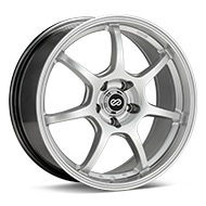 Enkei Performance GT7 Hyper Silver Wheels