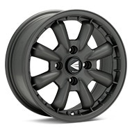 Enkei Performance Compe Gunmetal Painted Wheels
