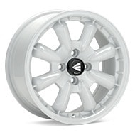 Enkei Performance Compe White Painted Wheels
