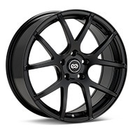 Enkei Performance M52 Black Painted Wheels