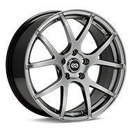 Enkei Performance M52 Hyper Black Wheels