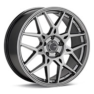 Enkei Performance PDC Hyper Grey Wheels
