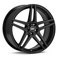 Enkei Performance RSF5 Black Painted Wheels
