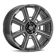 Enkei Performance Storm Anthracite Painted Wheels