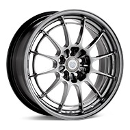 Enkei Racing NT03+M Hyper Black Wheels