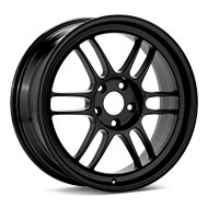 Enkei Racing RPF1 Black Painted Wheels