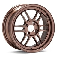 Enkei Racing RPF1 Bronze Painted Wheels