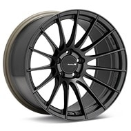 Enkei Racing RS05RR Matte Dark Gunmetallic Wheels