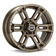 Enkei Truck Commander Bronze Painted Wheels