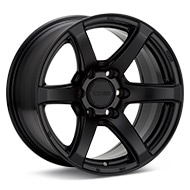 Enkei Truck Cyclone Black Painted Wheels