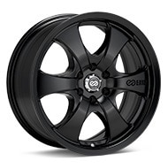 Enkei Truck M6 Black Painted Wheels