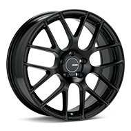 Enkei Tuning Raijin-19 Black Painted Wheels