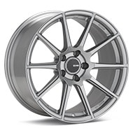 Enkei Tuning TS-10 Storm Grey Wheels
