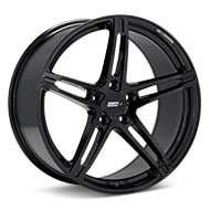 FLOW ONE Race Spec F1 Gloss Black Painted Wheels