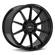 FLOW ONE Race Spec F3 Gloss Black Painted Wheels