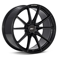 FLOW ONE Race Spec F4 Gloss Black Painted Wheels