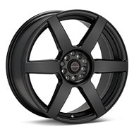 Focal F06 Black Painted Wheels