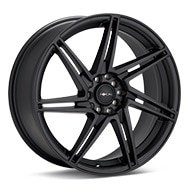 Focal F14 Black Painted Wheels