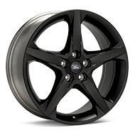 Ford Performance 2012-2017 Focus ST 18 Black Painted Wheels