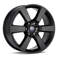 Ford Performance 2015-2017 F150 Black Painted Wheels