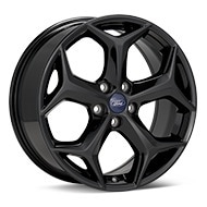 Ford Performance Focus ST Black Painted Wheels