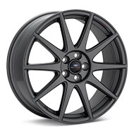 Ford Performance Focus ST Performance Matte Grey Wheels