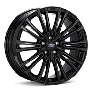 Ford Performance MK3 Focus RS Gloss Black Painted Wheels
