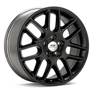 Ford Performance Mustang Black Painted Wheels