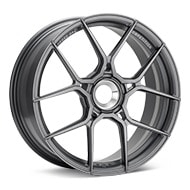 FORGED ONE Competition FF10 CenterLock Satin Graphite Painted Wheels