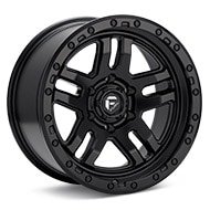 Fuel Off-Road Ammo Black Painted Wheels