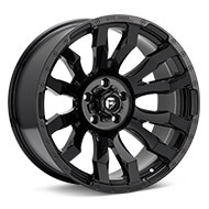 Fuel Off-Road Blitz Gloss Black Painted Wheels