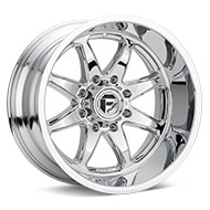 Fuel Off-Road Hammer Chrome Plated Wheels