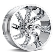 Fuel Off-Road Lockdown Chrome Plated Wheels